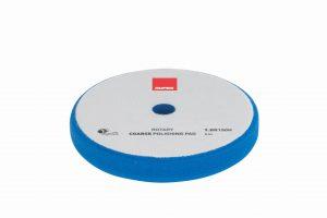 RUPES Rotary coarse niebieska Gąbka polerska (twarda) 130/135mm