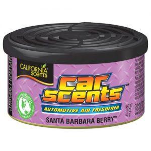 CALIFORNIA SCENTS Odświeżacz powietrza Car Scents - Zapach Santa Barbara Berry