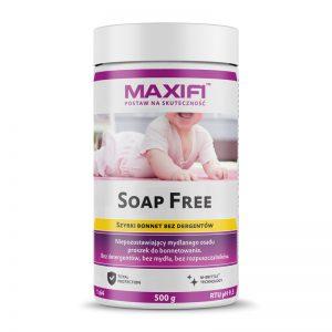 Maxifi Soap Free – produkt do bonnetowania tapicerki materiałowej 500g