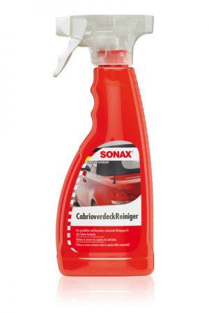SONAX Do czyszczenia dachów w kabrioletach