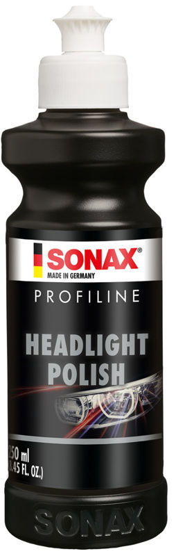 SONAX ProfiLine Headlight Polish Pasta do polerowania reflektorów 250 ml