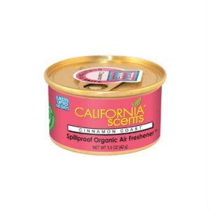 CALIFORNIA SCENTS Odświeżacz powietrza Spillproff - Zapach Cinnamon coast