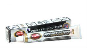 AUTOSOL Stainless Steel Polish Pasta do czyszczenia i polerowania stali nierdzewnej 75ml