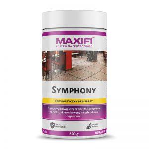 Maxifi Symphony – pre-spray do usuwania zabrudzeń pochodzenia organicznego 500g