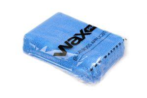 WaxPRO Blue Boss Microfiber Applicator Aplikator z mikrofibry