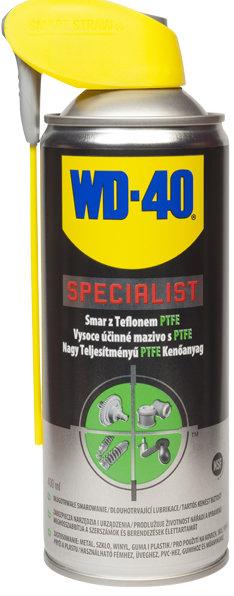 WD-40 SPECIALIST Smar PTFE z teflonem
